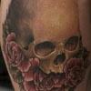 Tattooed on Jeff Gogue