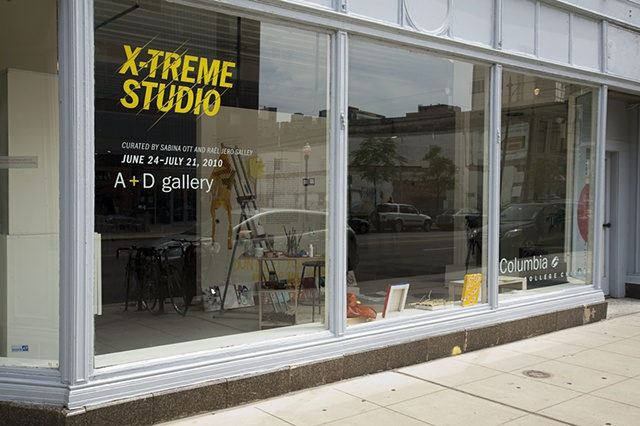 Gallery Front View of X-Treme Studio