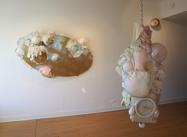 Installation view-