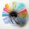 """Rainbow Eye"""