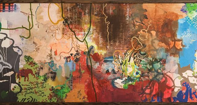 """""""Ocean of Possibilities"""" Panel 7/12"""