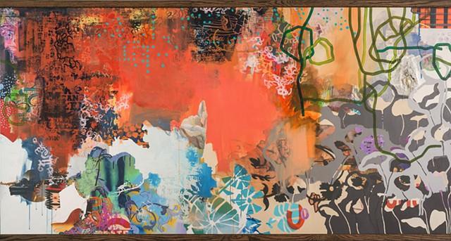 """""""Ocean of Possibilities"""" Panel 6/12"""