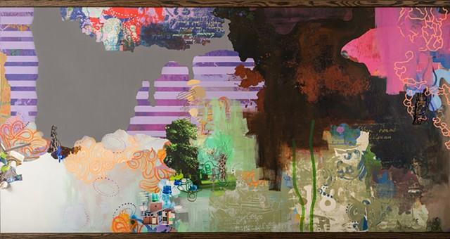 """""""Ocean of Possibilities"""" Panel 9/12"""