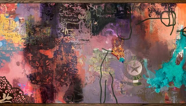 """""""Ocean of Possibilities"""" Panel 2/12"""