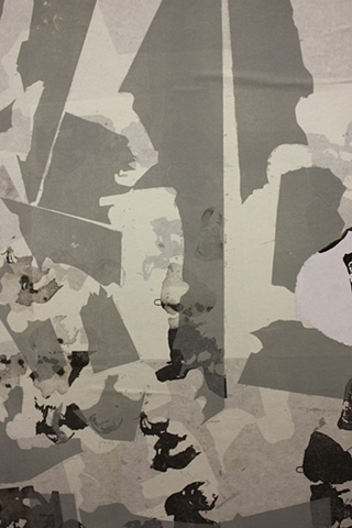 Untitled-w grey paper stencil detail