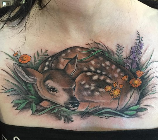 Fawn Chestpiece