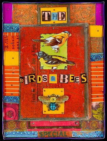 """Birds & Bees"""