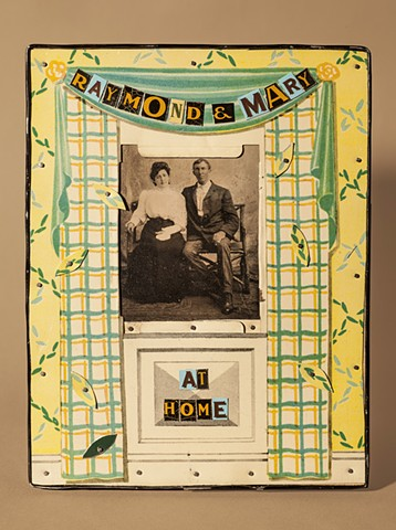Raymond and Mary - Interior