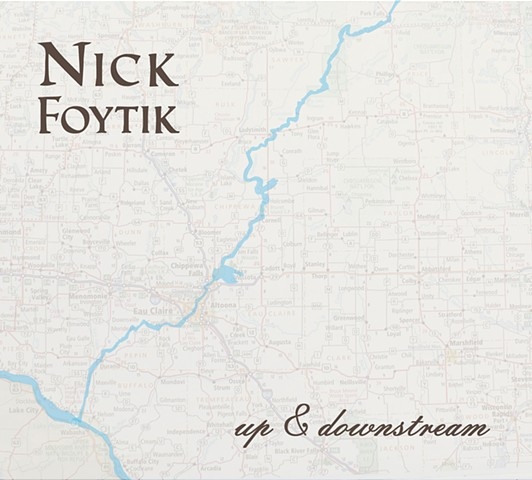 Up and Downstream cover design