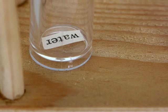 Detail-Water Samples