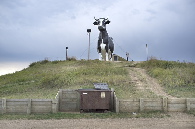 Cow, North Dakota