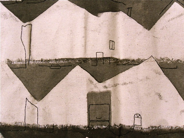 Suburbia Without Tools (Detail)