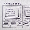 The Twitter Post (Detail 1)