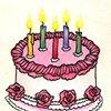 Gluten Birthday!