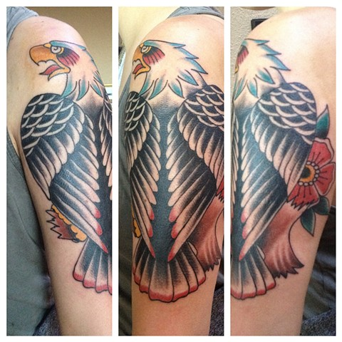 Eagle Tattoo - Austin, TX