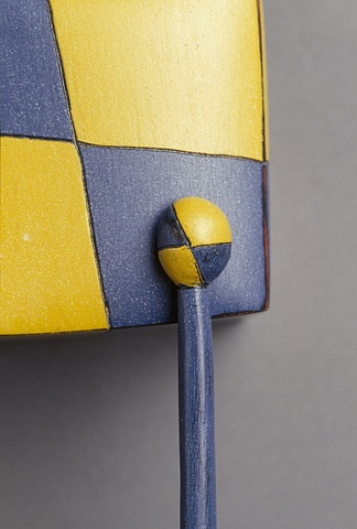 Puppet Box: detail