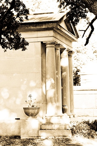 Greek Revival Mausoleum