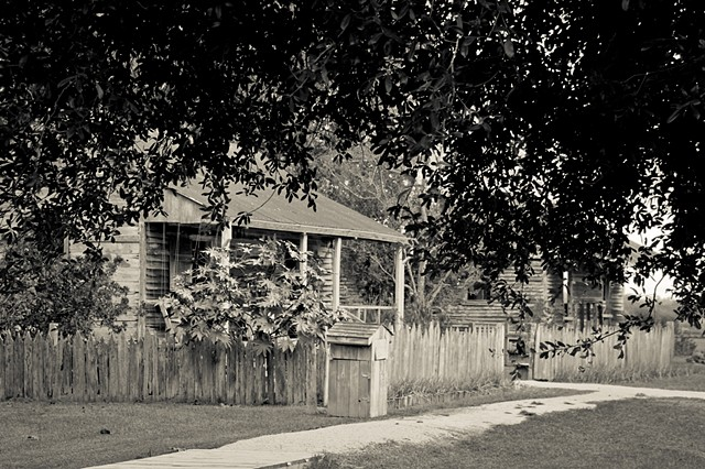 Cabins at Laura Plantation