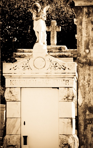 Angel in Old Meterie Cemetary