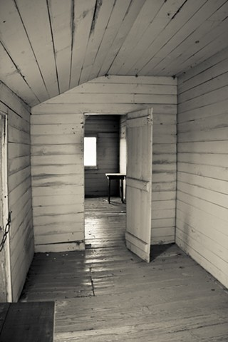 Room in Slave Quarter