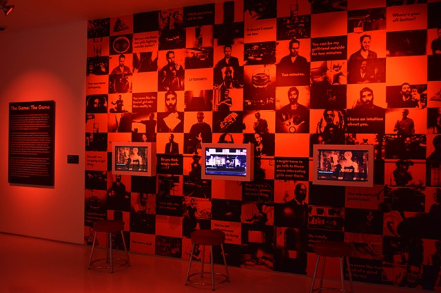 The Game: The Game - Solo Exhibition at Museum of Moving Image (NYC)