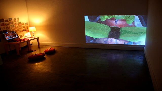 Injecting Alterity (installation view)