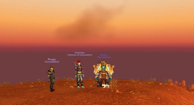 We Actually Met In World Of Warcraft