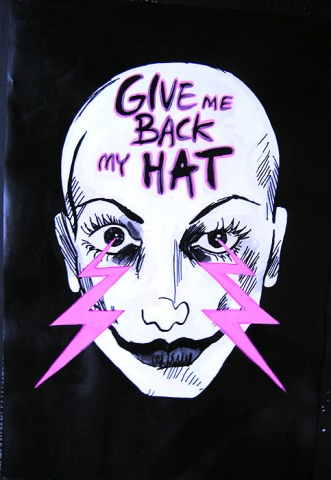 GIVE ME BACK MY HAT variations 1