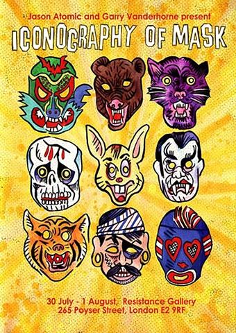 Iconography Of Mask