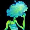 London Freaks: Green Girl.