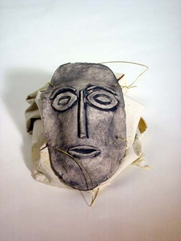 Canopic mask
