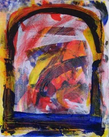 Dante's Window