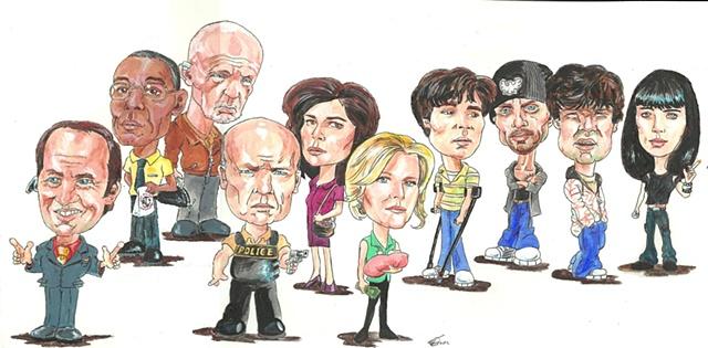 Breaking Bad cast 2
