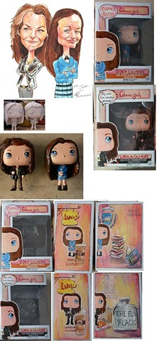 Gilmore Girls Funko Pop