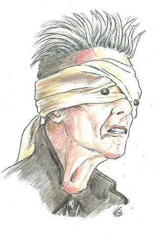 Bowie's Final Character