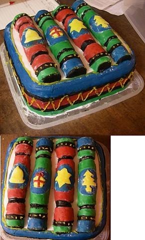 Cake Crackers 2008
