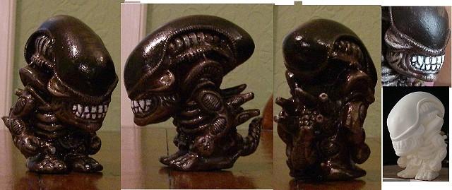 4'' Alien