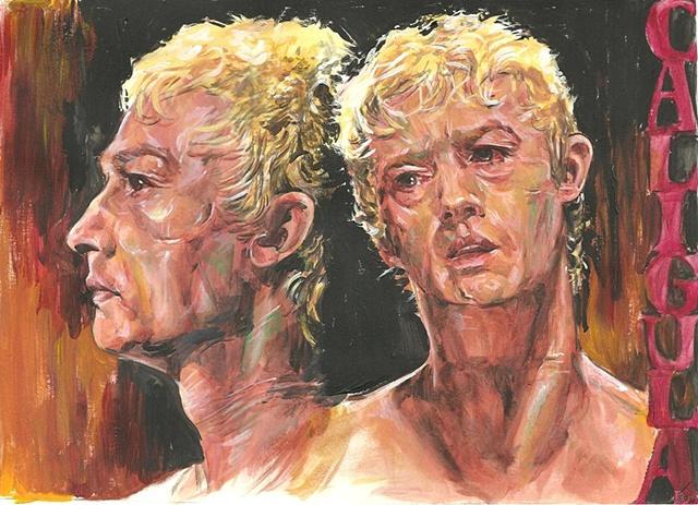 John Hurt's 'Caligula'