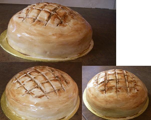 'Bread' cake 2014