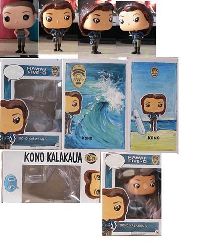 Hawaii 5-0 KonoPop