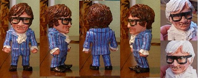 Austin Powers figure