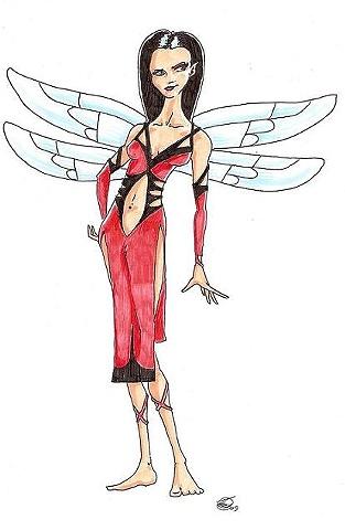 Frisky Fairy