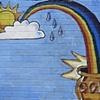 Mural 'Gold'