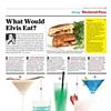 Washington Post Express Dining Layouts
