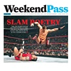 Washington Post Express Weekend Pass fronts