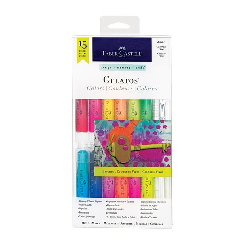 Gelatos 15pc Brights