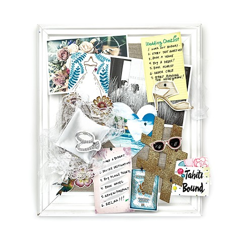 Vision Board Kit Sample