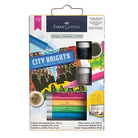 City Brights Kit with Asphalt and Cement