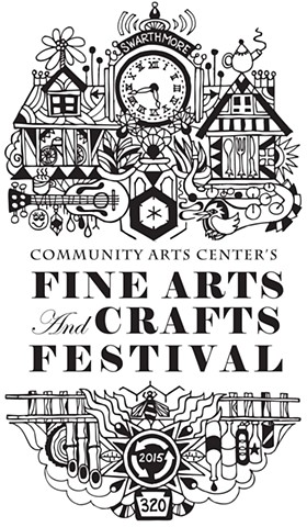 2015 Fine Arts and Crafts Festival