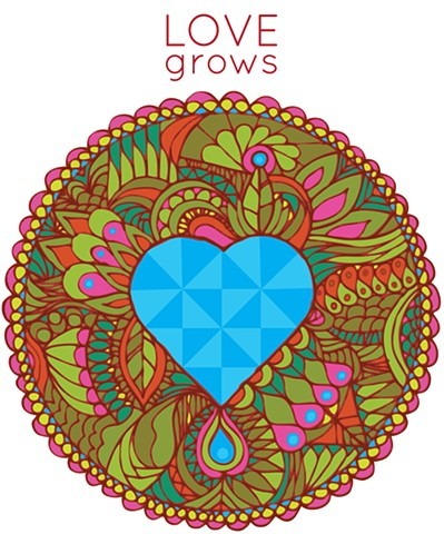 LOVE grows 2014